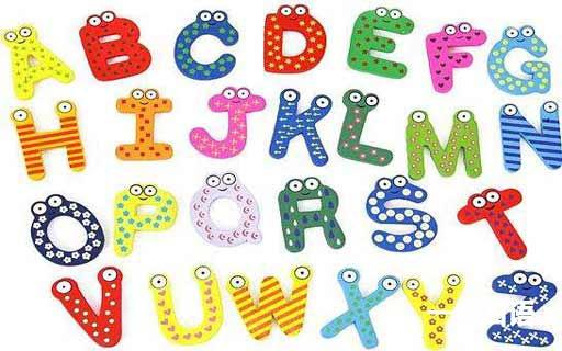 带你玩转26个英文字母表发音规则