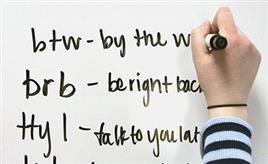 小学生学英语微课堂(一)