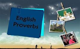 出国留学英语口语900句(十八)常用谚语100句