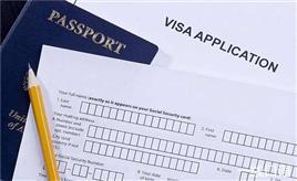 出国常用英语口语900句(二十二)办理签证